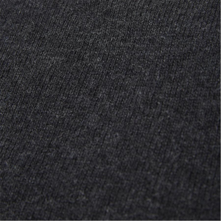 TRIESTE - Knitwear - Regular - CHARCOAL MEL. - 3